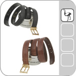 emu leather belts for men ELB01
