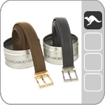 kangaroo belts for men B9397